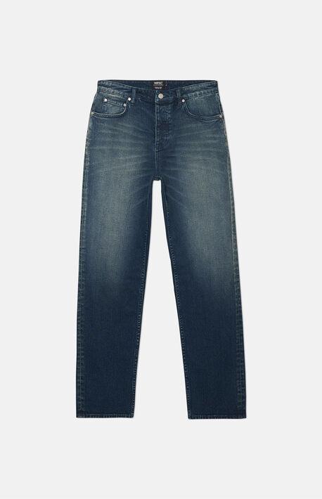 Bob Straight Leg Denim Jeans