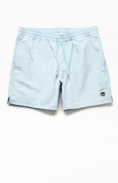 Light Blue Primary Volley Shorts