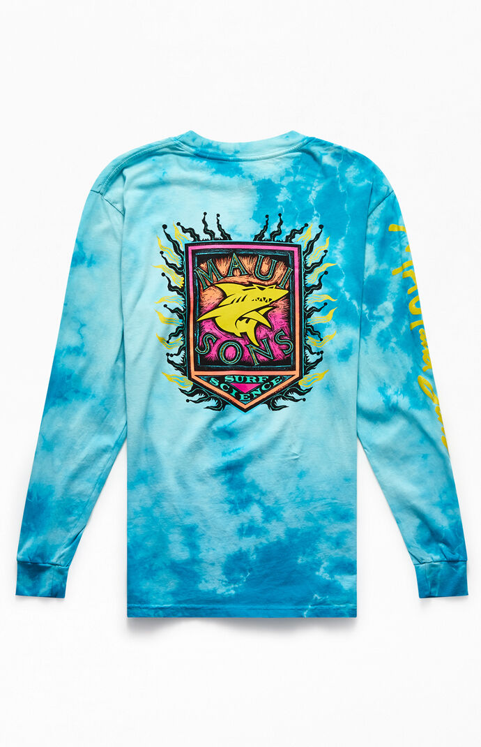 Tie-Dyed Oxide Remix Long Sleeve T-Shirt