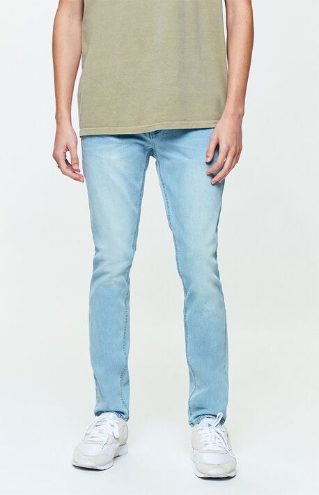 Brite Skinny Jeans