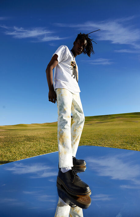 Wayne Slim Carpenter Pants