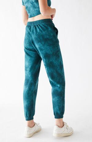 Yin & Yang Tie Dye Sweatpants