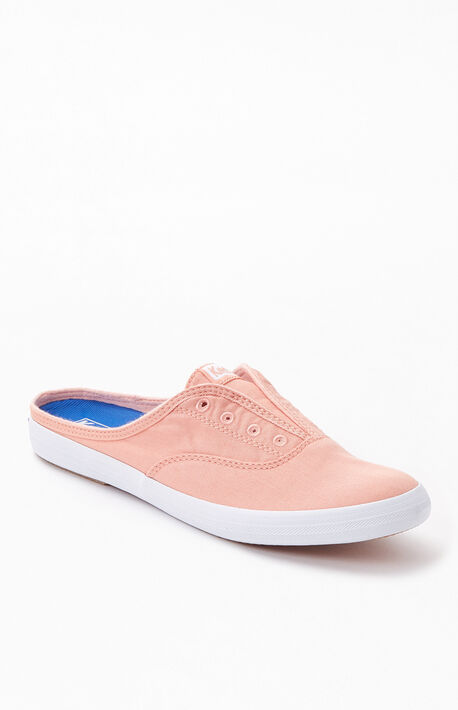 Women's Moxie Mule Seasonal Solid Sneakers