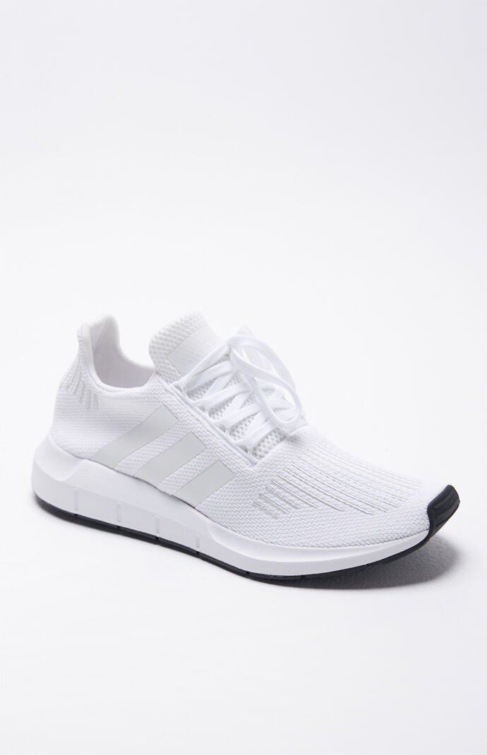 7b0023d97 adidas Swift Run White Shoes at PacSun.com