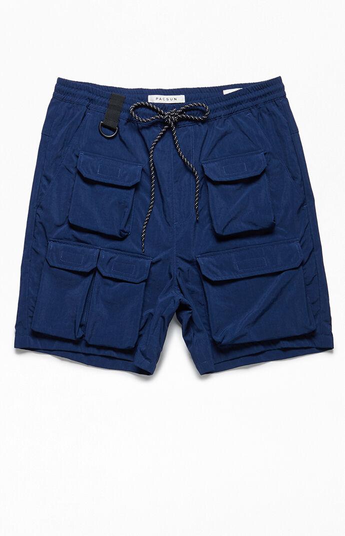 Lawrence Tactical Nylon Shorts