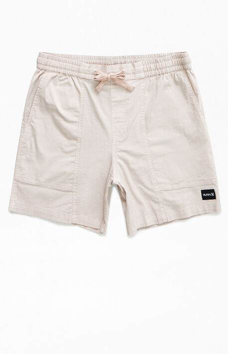 Vintage Wash Volley Shorts