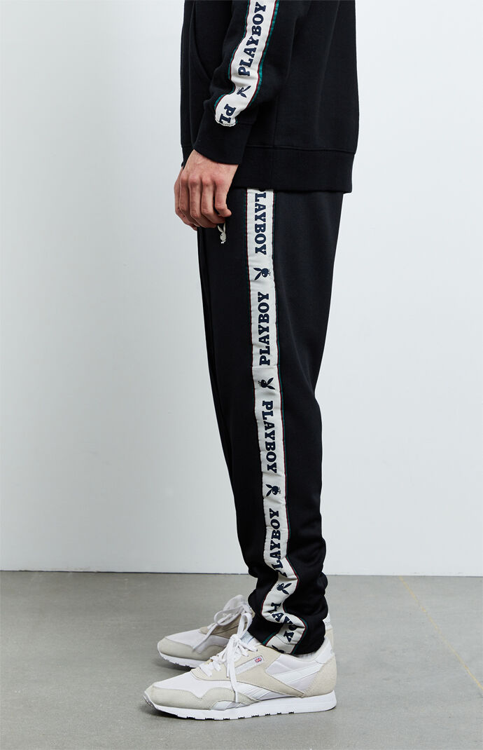 By PacSun Taped Track Pants