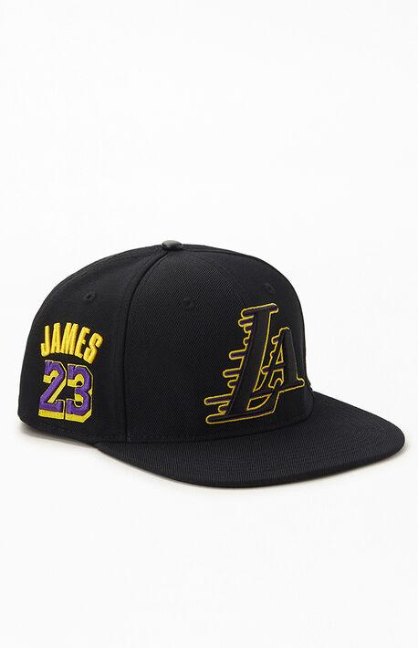 La Lakers Snapback Hat