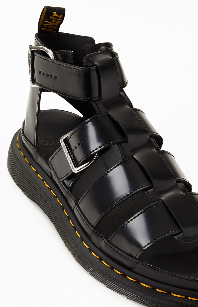 Women's Mackaye Leather Strap Sandals