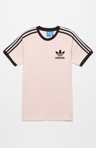 California Pink & Black T-Shirt