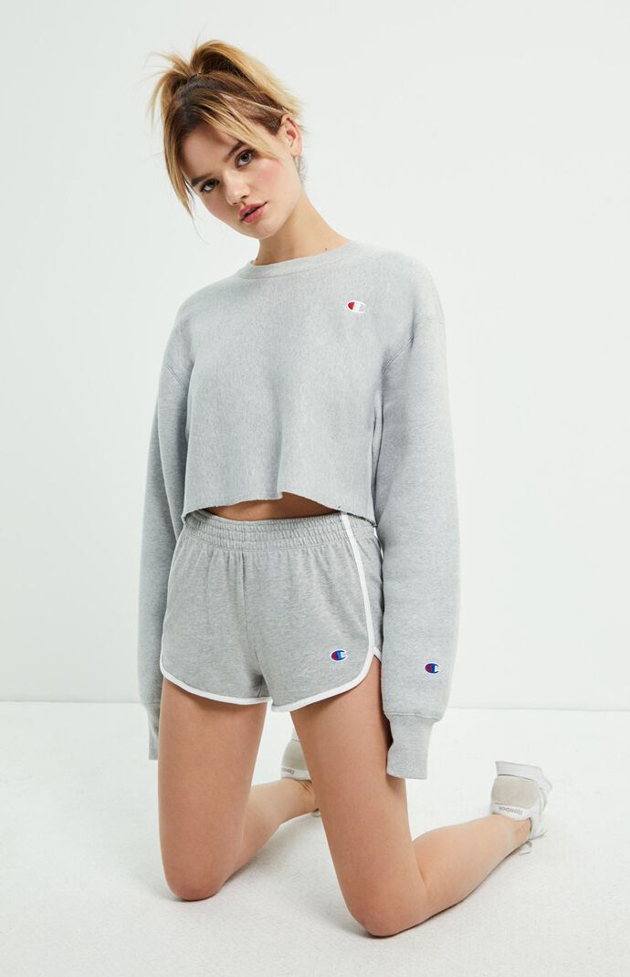 Reverse Weave Gym Shorts