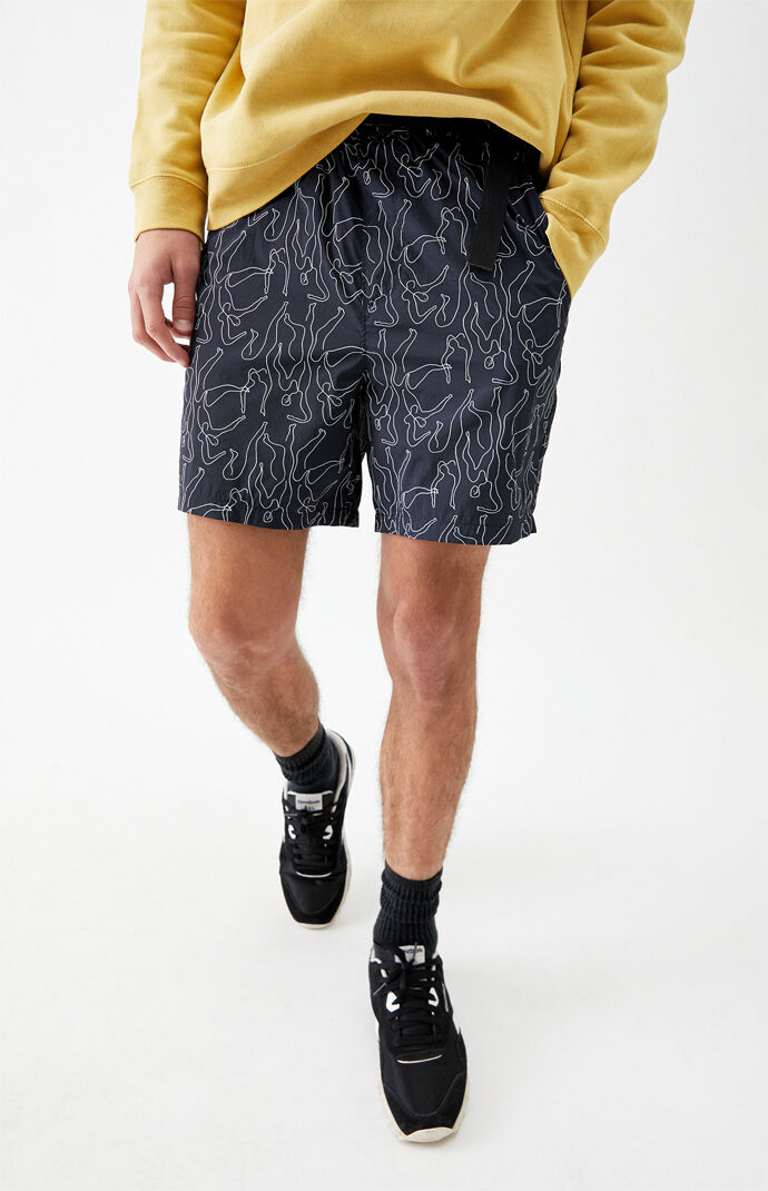Sutton Nylon Shorts