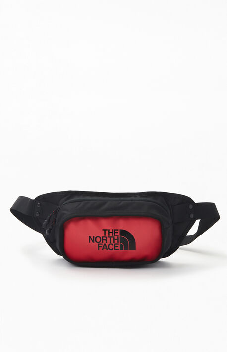 Red & Black Explore Sling Bag