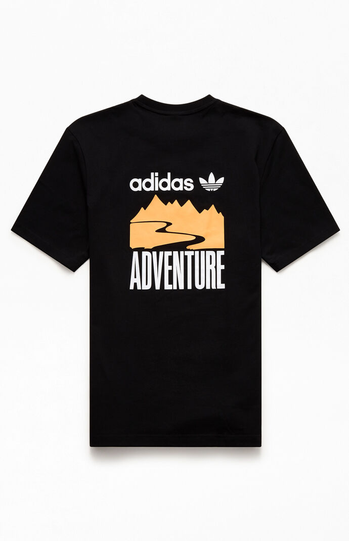 Adventure Mountain Short Sleeve T-Shirt