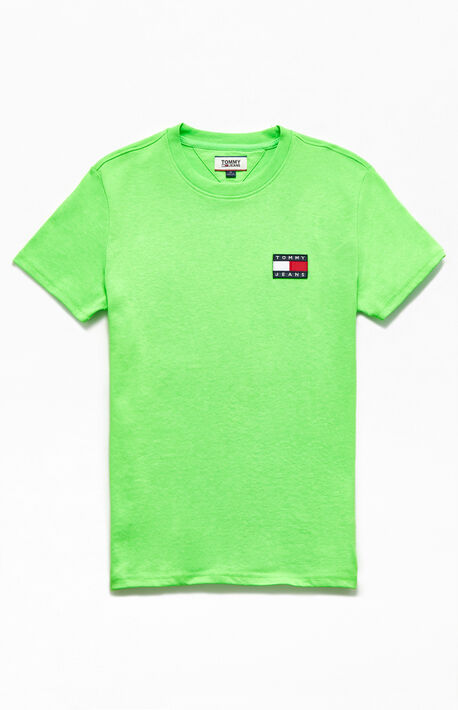 Neon Badge T-Shirt