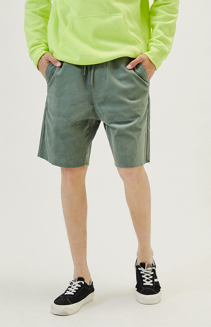 Green Madrid II Shorts
