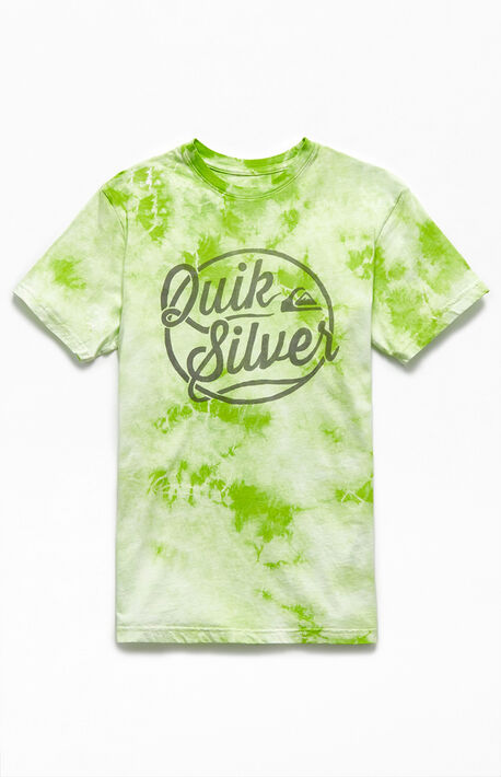 Tie-Dyed Go Team Go T-Shirt