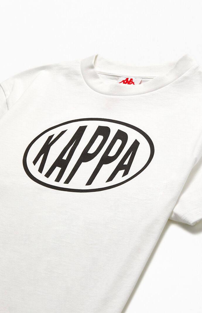 White Authentic Pop Esazar T-Shirt