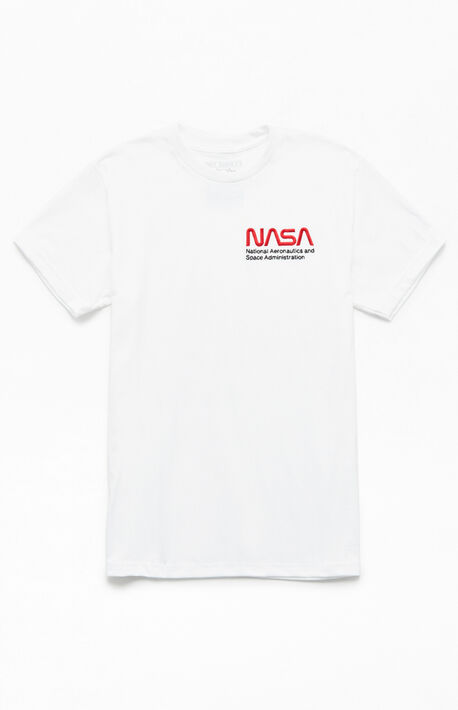 40ebce6528fa NASA Embroidery T-Shirt