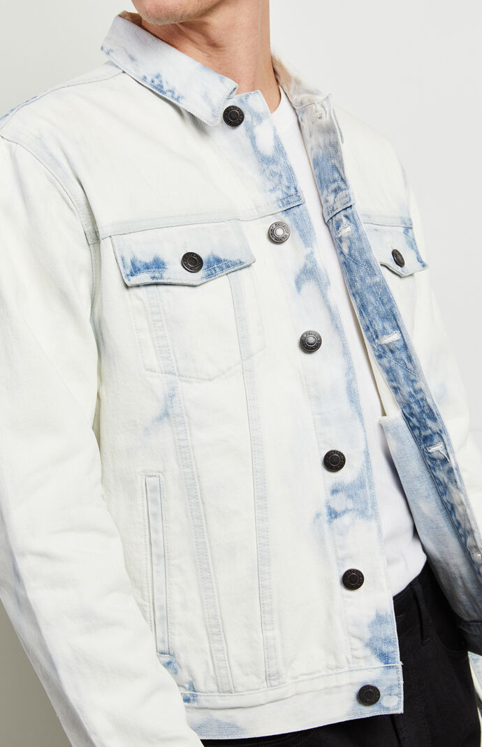 Dean Classic Fit Denim Jacket
