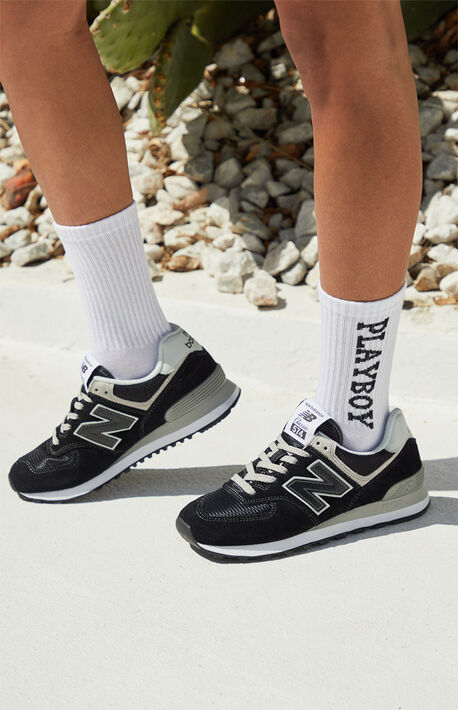 By PacSun Vertical Crew Socks
