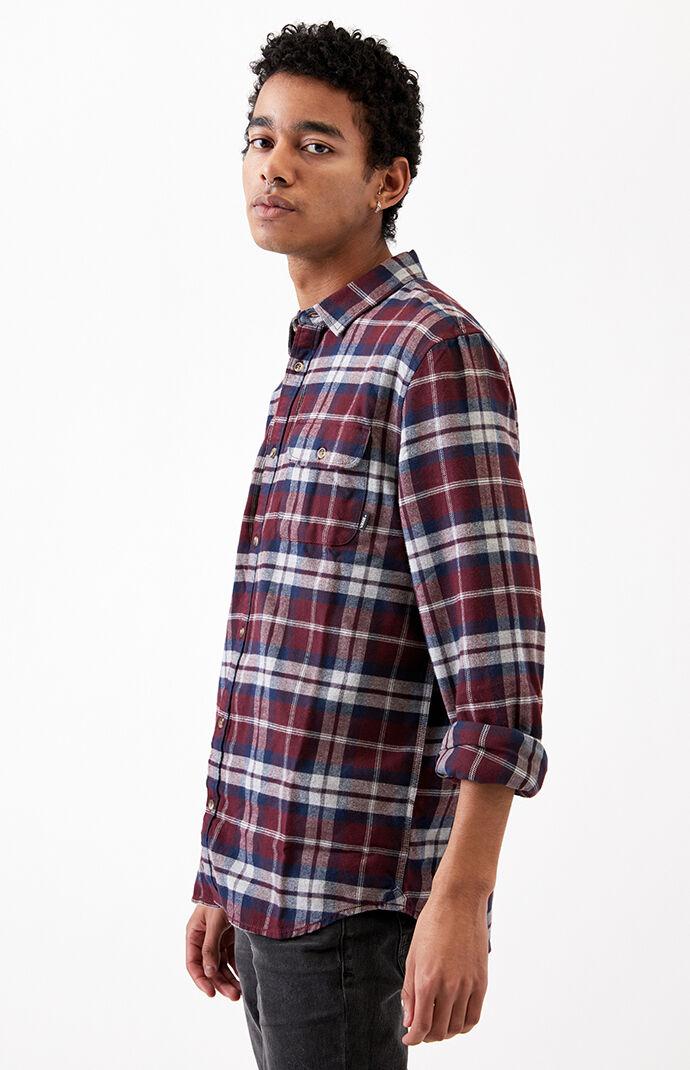 Sycamore Plaid Flannel Shirt