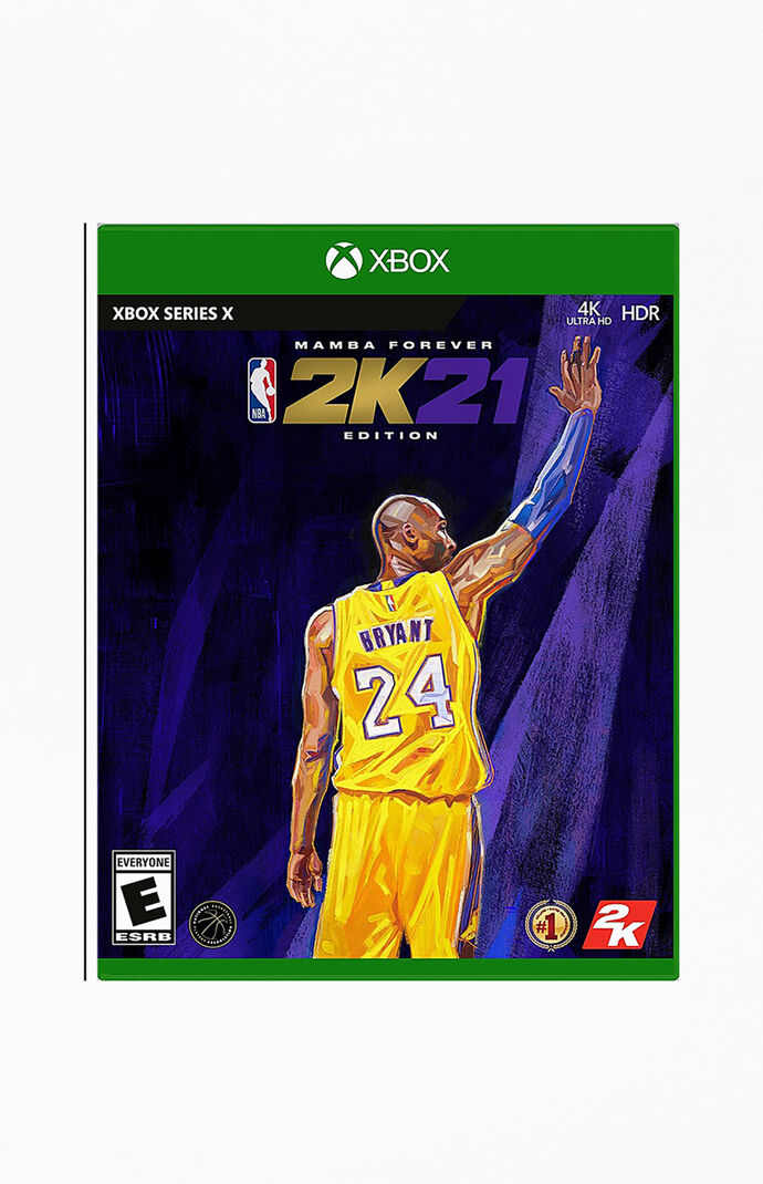 NBA 2K21: Mamba Forever Edition XBOX Game
