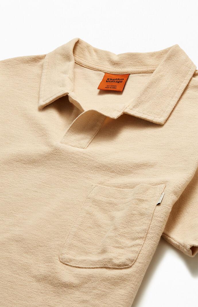 Vintage Terry Polo Shirt