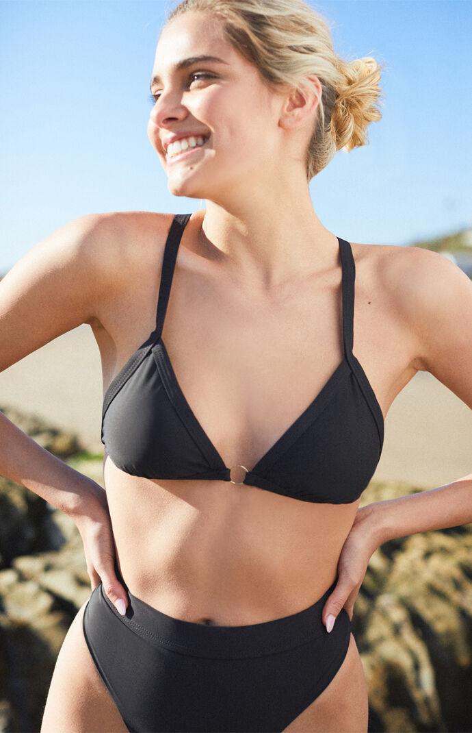 f1d21b13d534c Salero Swim Wide Strap Bralette Bikini Top