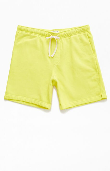 Piece Dyed Volley Sweat Shorts