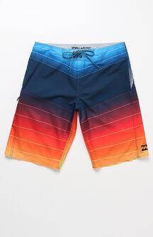 "Fluid X 21"" Boardshorts"