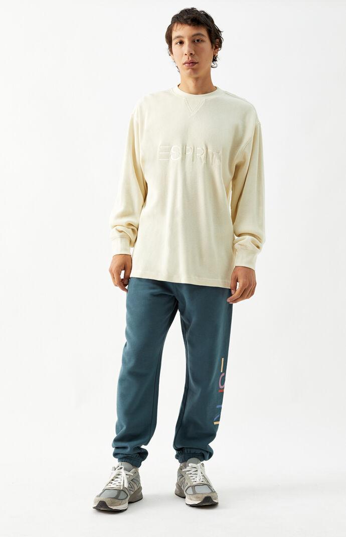 Logo Thermal Long Sleeve T-Shirt
