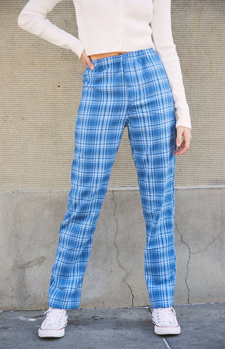Blue Tilden Pants
