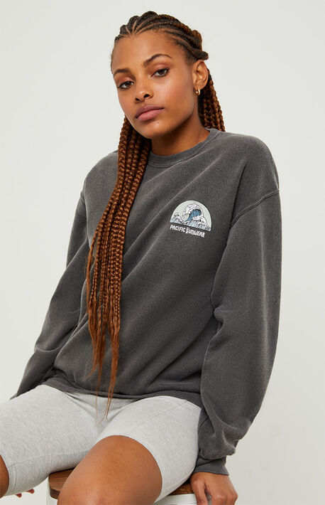 Pacific Sunwear Waves Sweatshirt