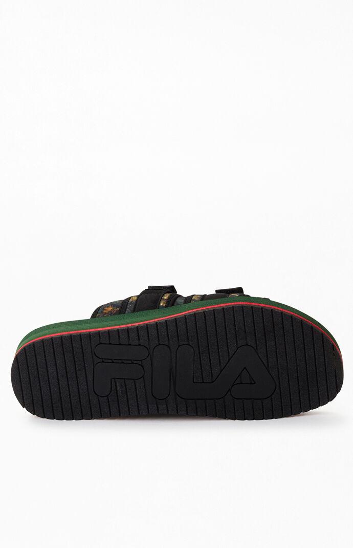 Camouflage Utility Slide Sandals