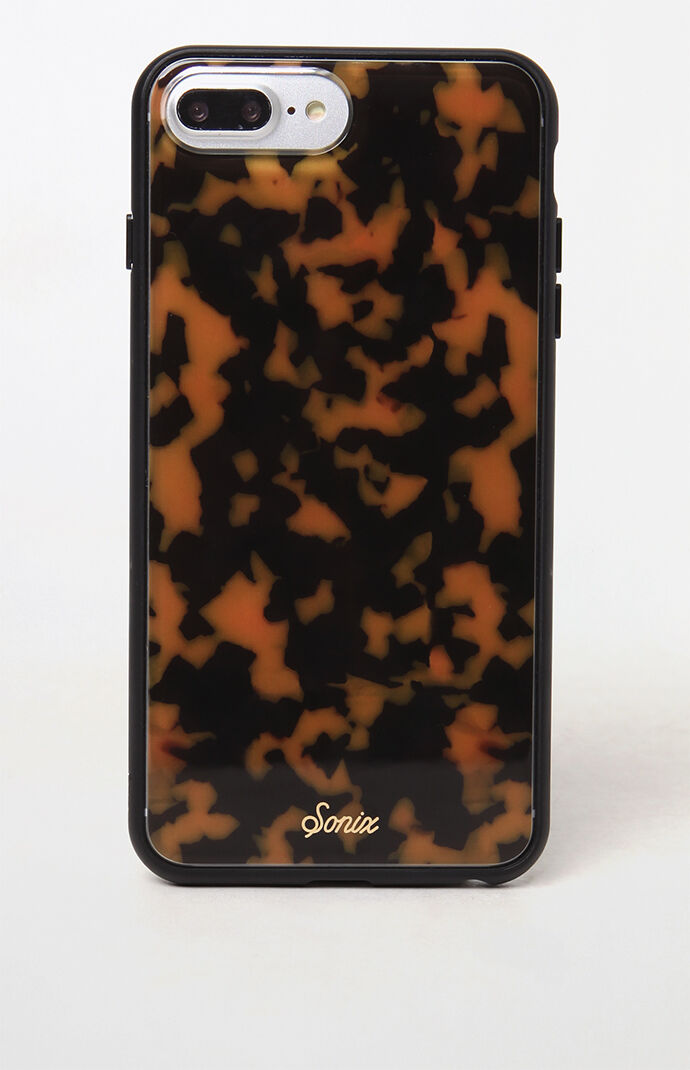 new style 58798 381c0 Sonix Brown Tortoise Shell iPhone Plus Case | PacSun