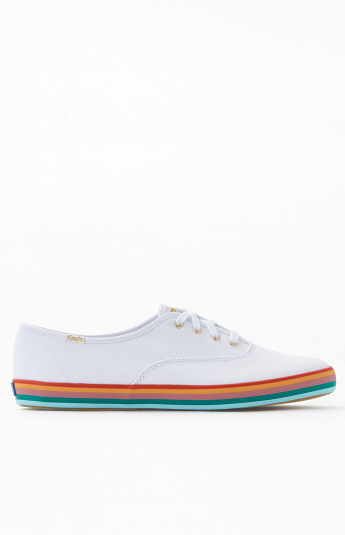Women's Champion Rainbow Fox Sneakers