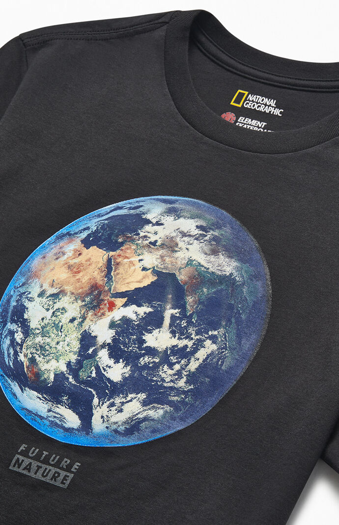 National Geographic Earth T-Shirt