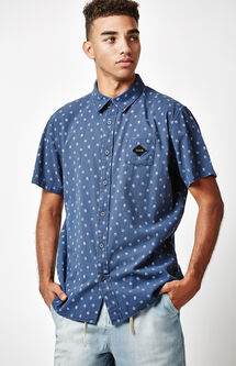 El Loco Short Sleeve Button Up Shirt