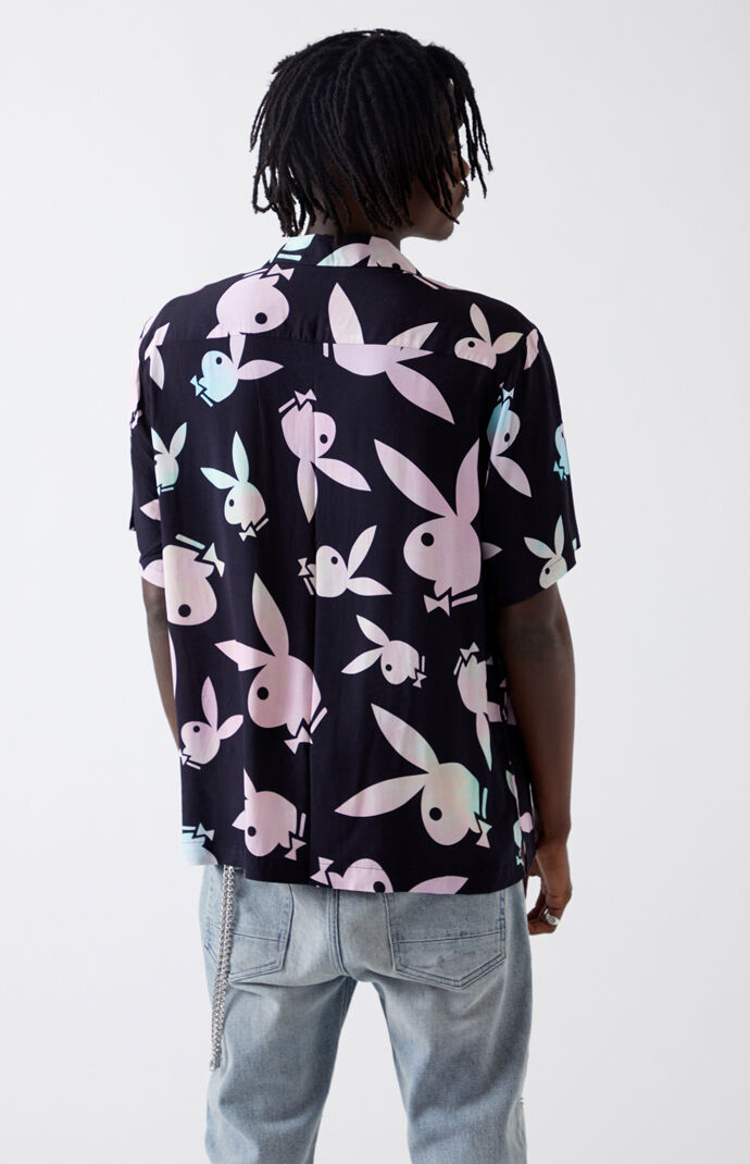 By PacSun Big Bunny Camp Shirt