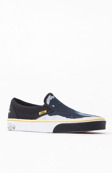 x National Geographic Classic Slip-On Shoes