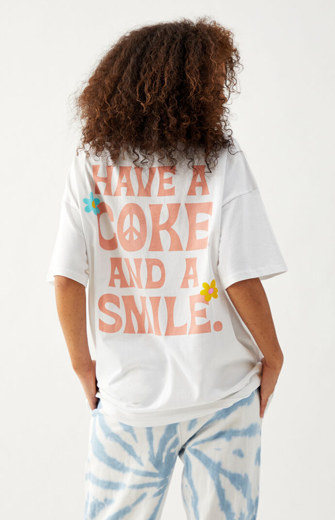 x Coca-Cola It's The Real Thing T-Shirt