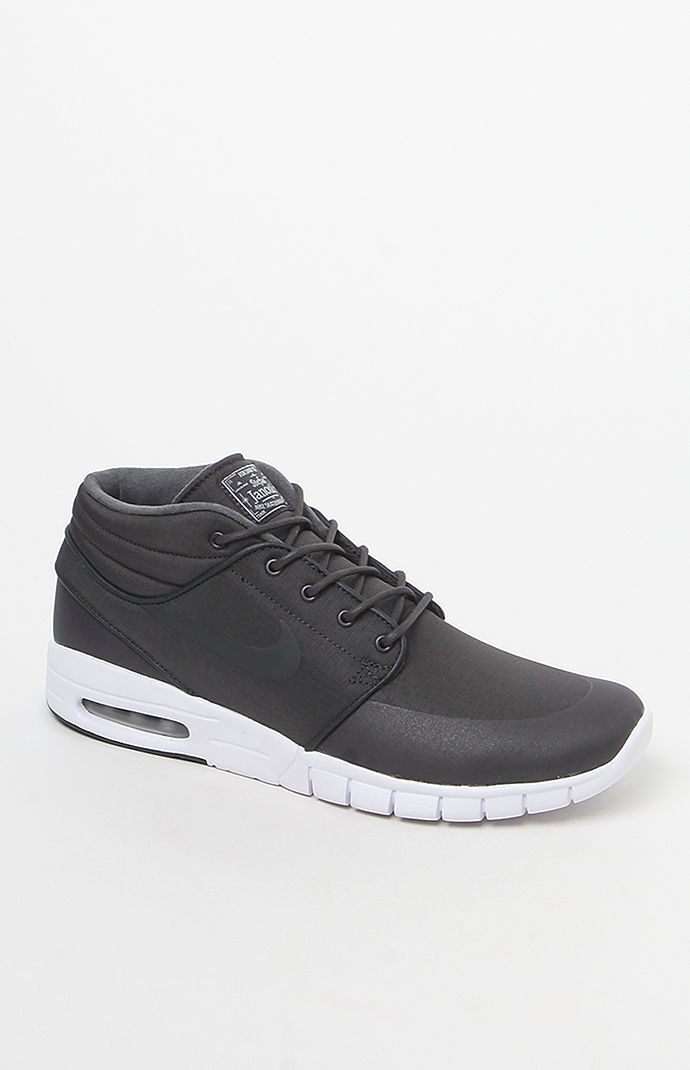 the best attitude 6545a ae766 Stefan Janoski Max Mid Anthracite Shoes