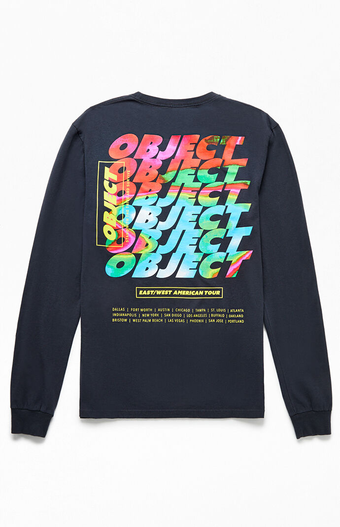 Object Long Sleeve T-Shirt