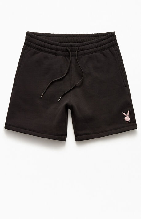 By PacSun Contrast Fleece Shorts