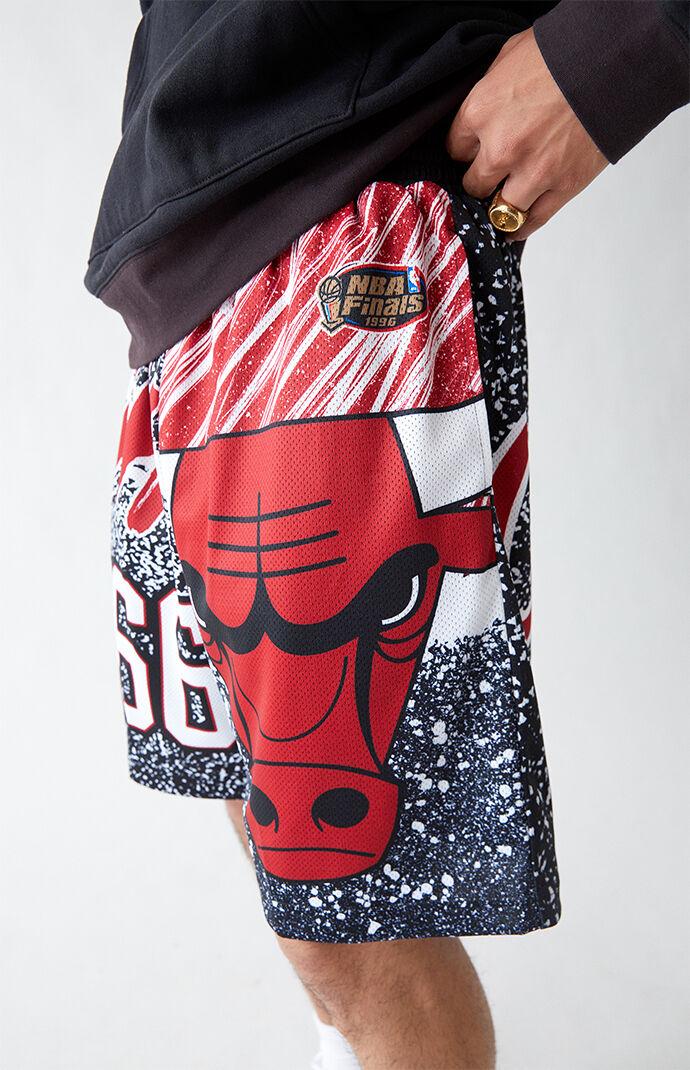 Chicago Bulls Jumbotron Shorts