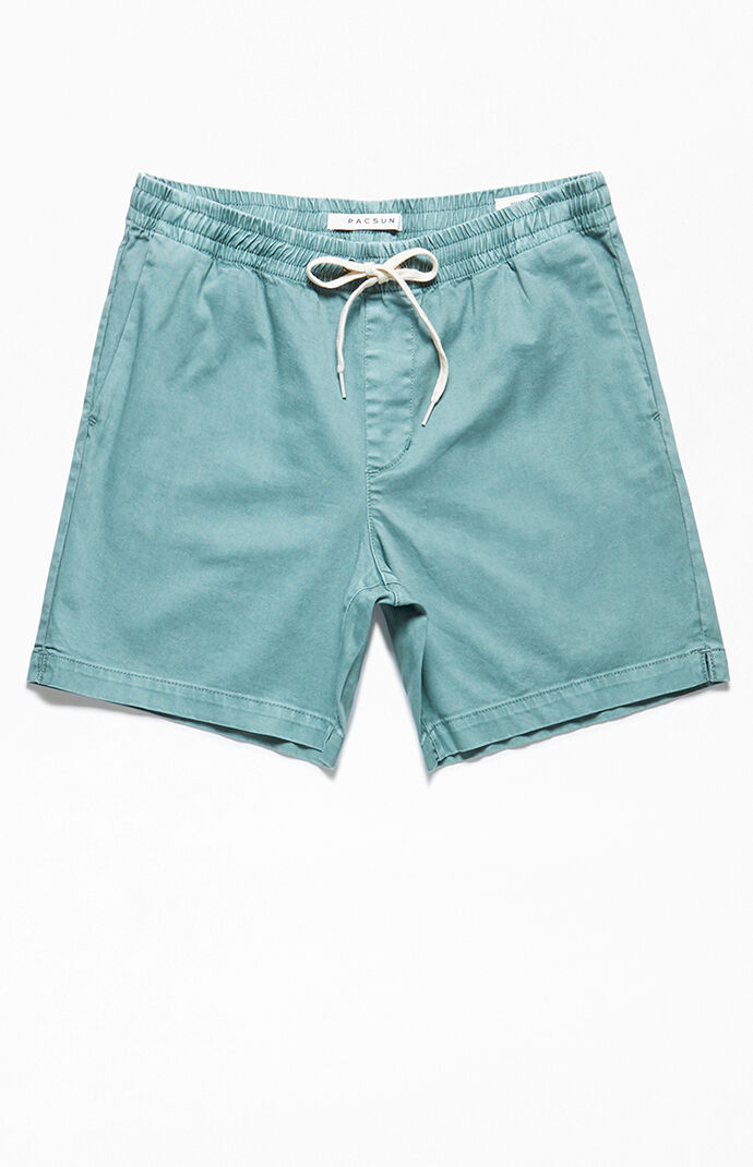Taylor Twill Volley Shorts