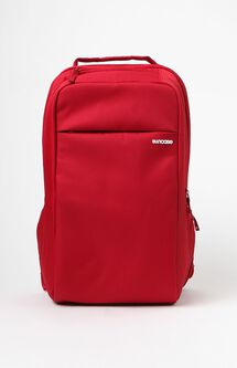 ICON Slim Red Laptop Backpack