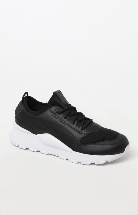 525567d4d9a0 RS-0 Sound Black Shoes · Puma ...