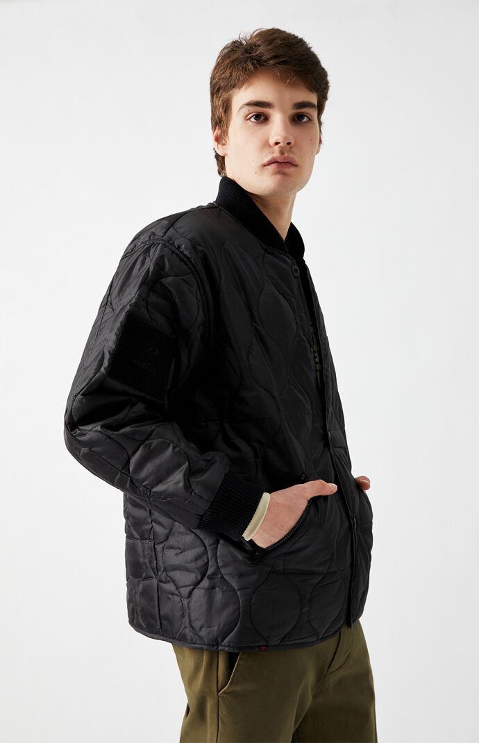 Quilted Wobbie Jacket